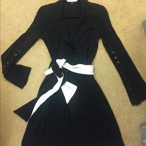 Diane von Furstenberg Ricarda wrap dress